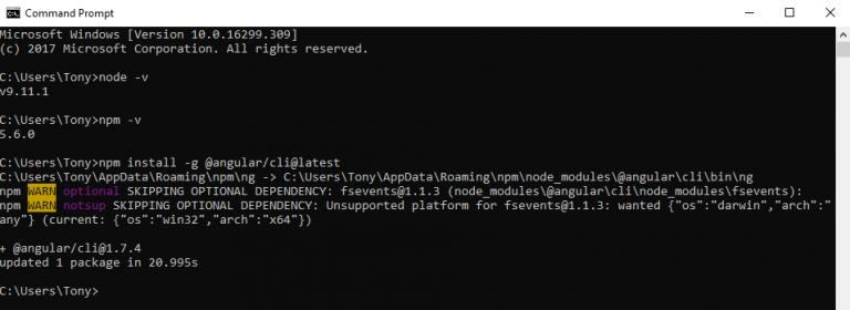 angular install bootstrap